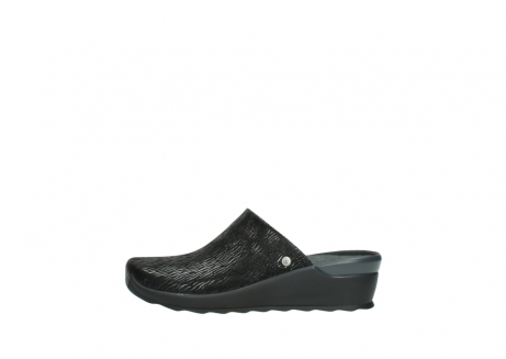 wolky slippers 02575 go 70000 zwart canals_1