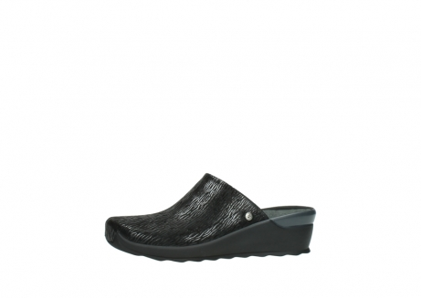 wolky slippers 02575 go 70000 zwart canals_24
