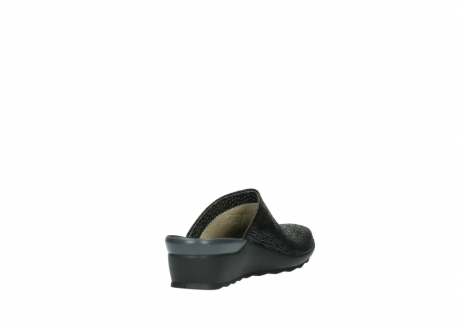 wolky slippers 02575 go 70000 zwart canals_9