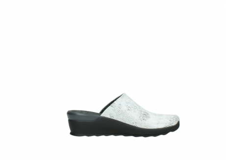 wolky slippers 02575 go 70110 wit zwart canal leer_13
