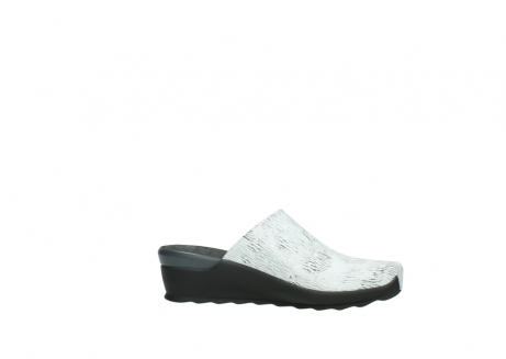 wolky slippers 02575 go 70110 wit zwart canal leer_14