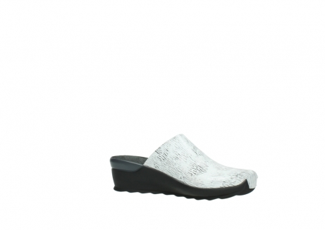 wolky slippers 02575 go 70110 wit zwart canal leer_15