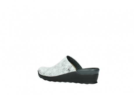 wolky slippers 02575 go 70110 wit zwart canal leer_3