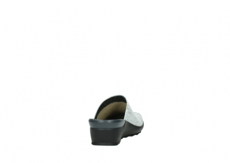 wolky slippers 02575 go 70110 wit zwart canal leer_8