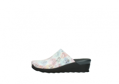 wolky slippers 02575 go 70980 wit multi color canal leer_1