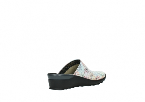 wolky slippers 02575 go 70980 wit multi color canal leer_10