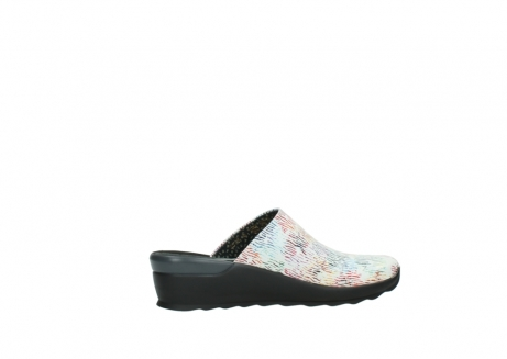 wolky slippers 02575 go 70980 wit multi color canal leer_12