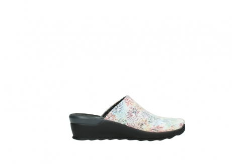 wolky slippers 02575 go 70980 wit multi color canal leer_13