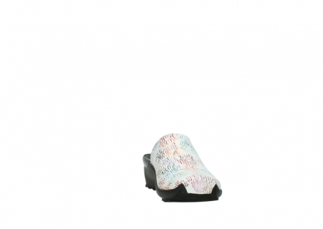 wolky slippers 02575 go 70980 wit multi color canal leer_18