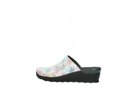 wolky slippers 02575 go 70980 wit multi color canal leer_2