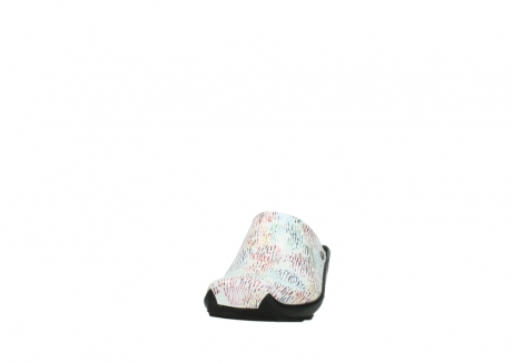 wolky slippers 02575 go 70980 wit multi color canal leer_20