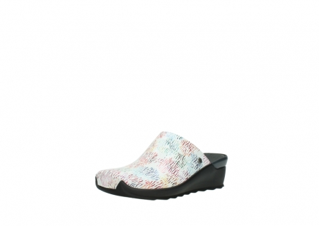 wolky slippers 02575 go 70980 wit multi color canal leer_22