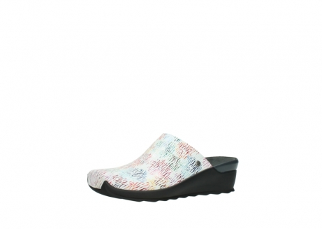 wolky slippers 02575 go 70980 wit multi color canal leer_23