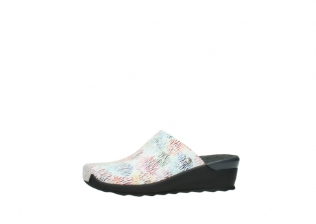 wolky slippers 02575 go 70980 wit multi color canal leer_24