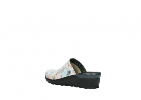 wolky slippers 02575 go 70980 wit multi color canal leer_4