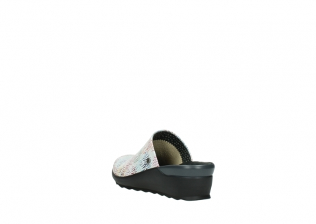 wolky slippers 02575 go 70980 wit multi color canal leer_5