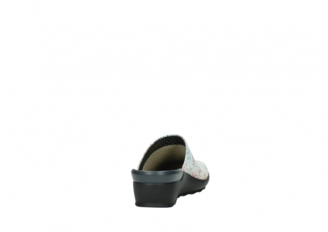 wolky slippers 02575 go 70980 wit multi color canal leer_8