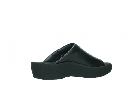 wolky slippers 03201 nassau 30000 black leather_11