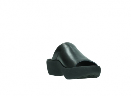 wolky slippers 03201 nassau 30000 black leather_17