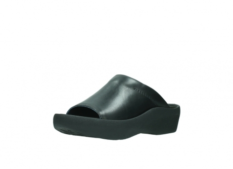 wolky slippers 03201 nassau 30000 black leather_22