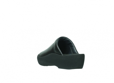 wolky slippers 03201 nassau 30000 black leather_5