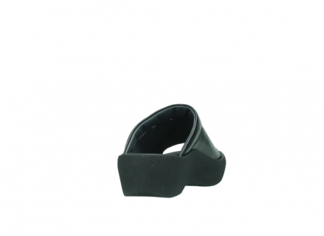 wolky slippers 03201 nassau 30000 black leather_8