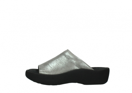 wolky mules 03201 nassau 93200 cuir gris_1
