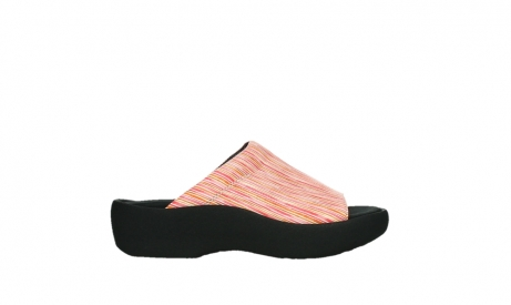wolky slippers 03201 nassau 94555 red orange leather_1