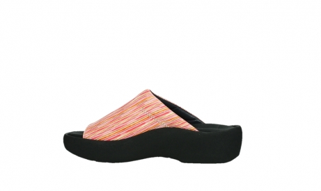 wolky slippers 03201 nassau 94555 red orange leather_14