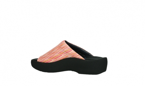 wolky slippers 03201 nassau 94555 red orange leather_15