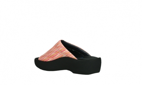 wolky slippers 03201 nassau 94555 red orange leather_16