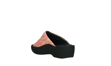 wolky slippers 03201 nassau 94555 red orange leather_17