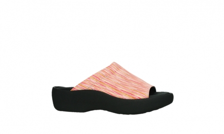 wolky slippers 03201 nassau 94555 red orange leather_2