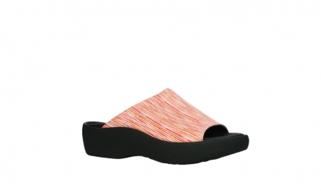 wolky slippers 03201 nassau 94555 red orange leather_3