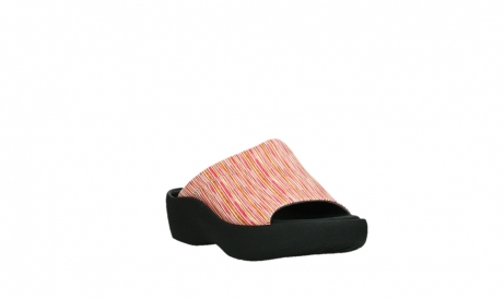 wolky slippers 03201 nassau 94555 red orange leather_5