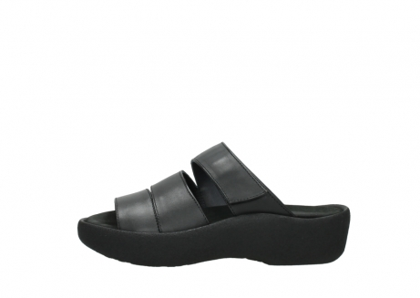 wolky slippers 03207 aporia 30000 black leather_1