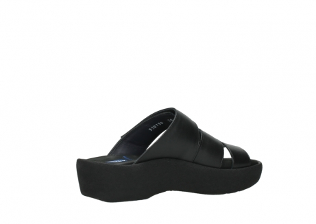 wolky slippers 03207 aporia 30000 black leather_11