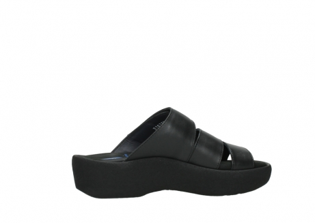 wolky slippers 03207 aporia 30000 black leather_12