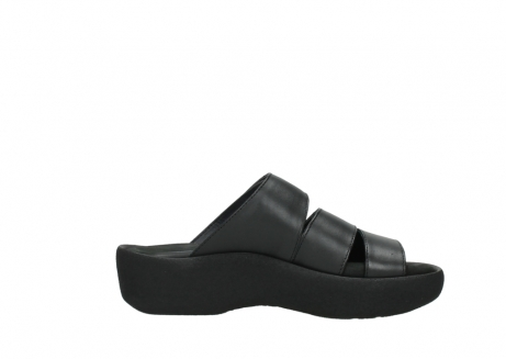 wolky slippers 03207 aporia 30000 black leather_13