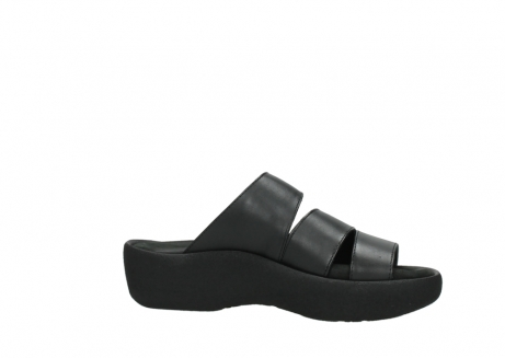 wolky slippers 03207 aporia 30000 black leather_14