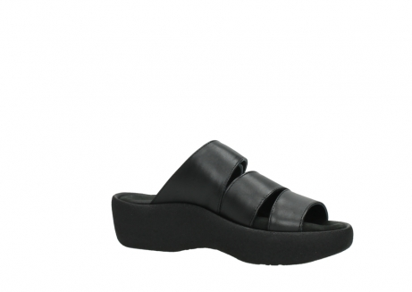 wolky slippers 03207 aporia 30000 black leather_15