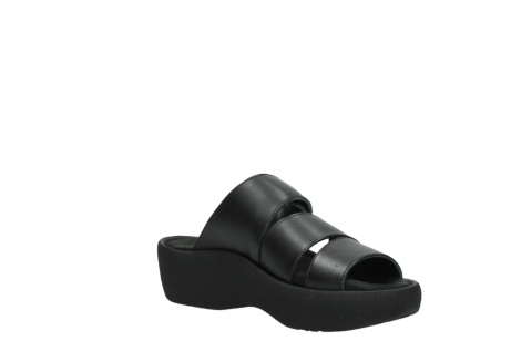 wolky slippers 03207 aporia 30000 black leather_16
