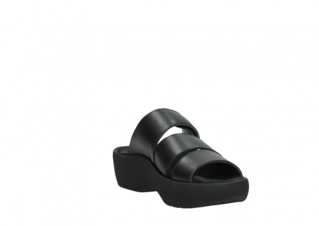 wolky slippers 03207 aporia 30000 black leather_17