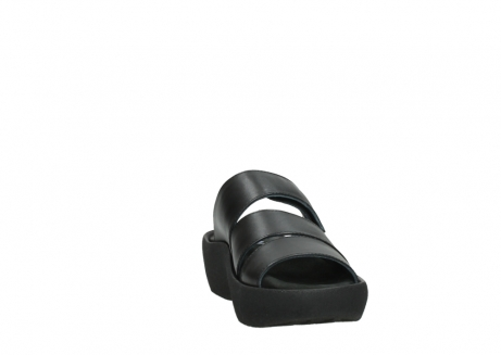 wolky slippers 03207 aporia 30000 black leather_18