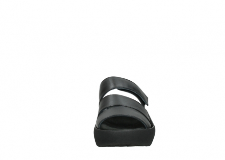 wolky slippers 03207 aporia 30000 black leather_19