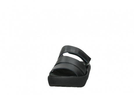 wolky slippers 03207 aporia 30000 black leather_20