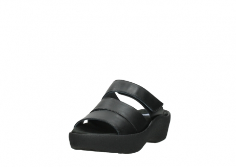 wolky slippers 03207 aporia 30000 black leather_21