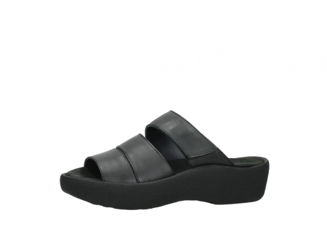 wolky slippers 03207 aporia 30000 black leather_24
