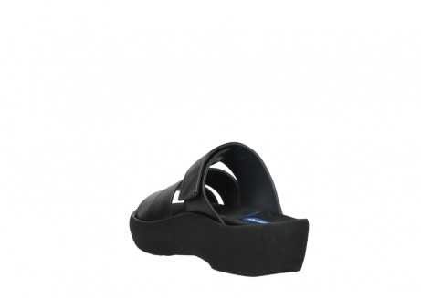 wolky slippers 03207 aporia 30000 black leather_5