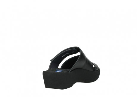 wolky slippers 03207 aporia 30000 black leather_9